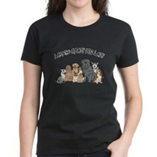 I Am the Crazy Dog Lady T-Shirt