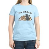 Funny dog Women's Light T-Shirt
