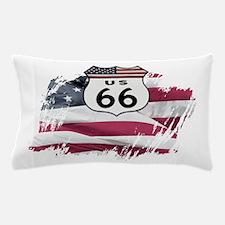 Route 66 Pillow Case
