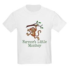 Farmor's Little Monkey T-Shirt