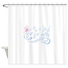 FAIRYTALE BEGINNING Shower Curtain