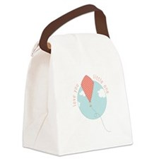 Little one Kite Canvas Lunch Bag