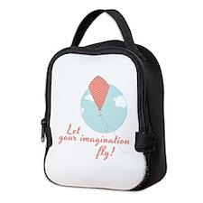 Imagination Fly Neoprene Lunch Bag
