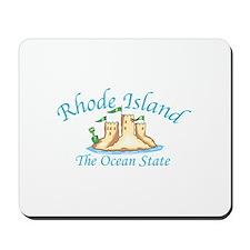 Rhode Island The Ocean State Mousepad