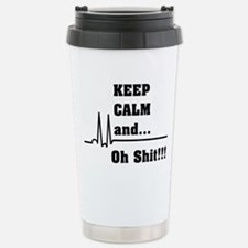 Funny Ed Travel Mug