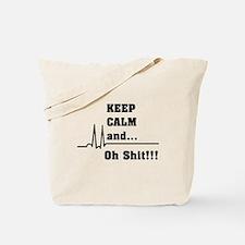 Cute Cardiologist Tote Bag