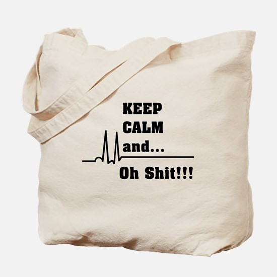 Unique Cardiologist Tote Bag