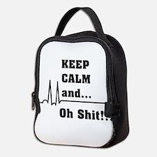 Funny Nursing Neoprene Lunch Bag