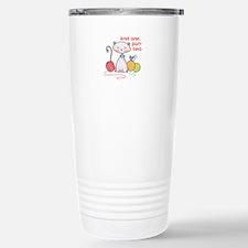 KNIT ONE PURR TWO Travel Mug