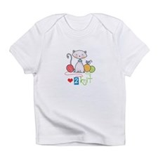 LOVE TO KNIT Infant T-Shirt