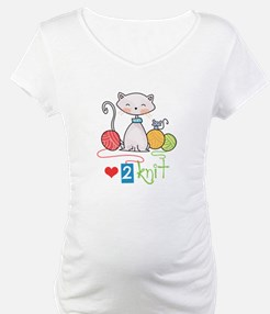 LOVE TO KNIT Shirt