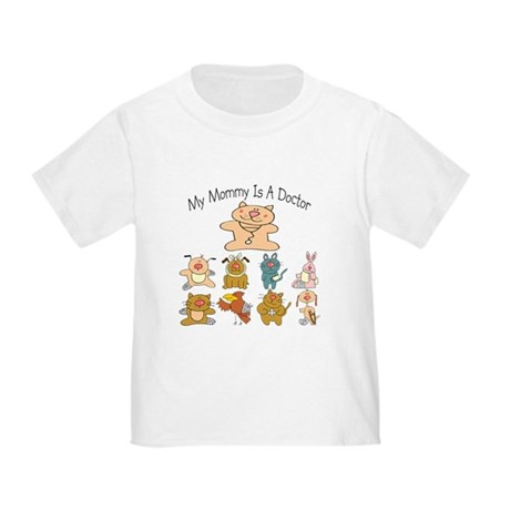 My Mommy Is A Doctor Baby/Toddler T-Shirt