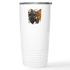 Biohazard Zombie Apocal Travel Mug