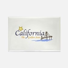 California The Golden State Magnets