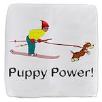 Puppy Power Cube Ottoman