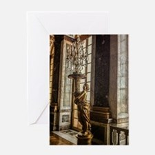Light of Versailles Greeting Cards