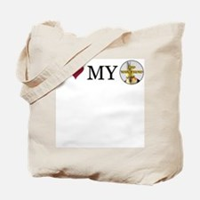 Cute Animal companions Tote Bag