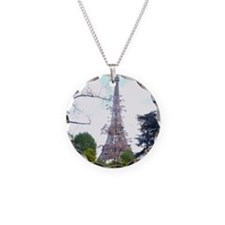 Paris in spring Necklace