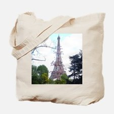 Paris in spring Tote Bag