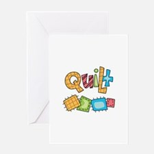 QUILT Greeting Cards