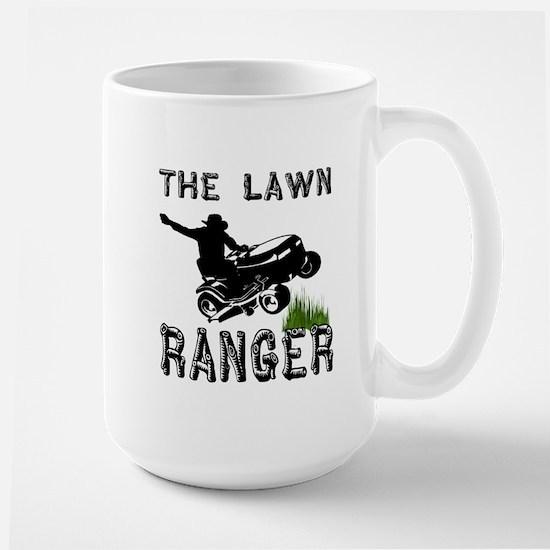 The Lawn Ranger Travel Mugs