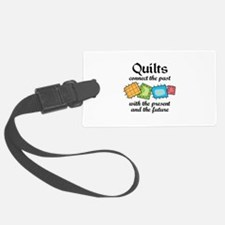 QUILTS CONNECT Luggage Tag