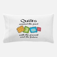 QUILTS CONNECT Pillow Case