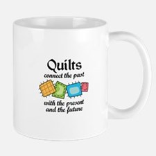 QUILTS CONNECT Mugs