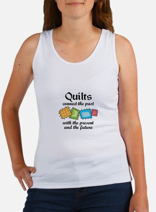 QUILTS CONNECT Tank Top