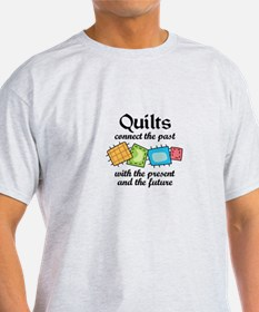 QUILTS CONNECT T-Shirt