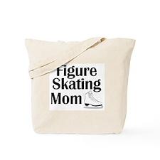 Figure Skating Mom Tote Bag