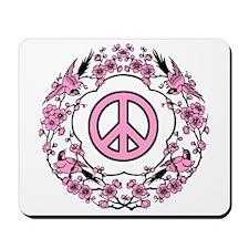 Chinese Peace Symbol Mousepad