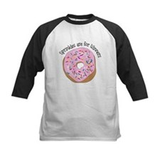 Sprinkles Are For Winners Baseball Jersey