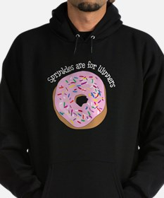 Sprinkles Are For Winners Hoodie