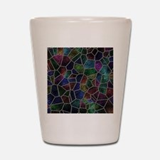 Mosaic LORA multicolor Shot Glass