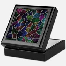 Mosaic LORA multicolor Keepsake Box