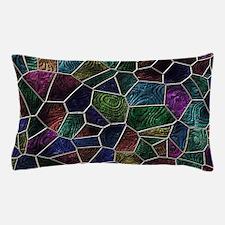 Mosaic LORA multicolor Pillow Case