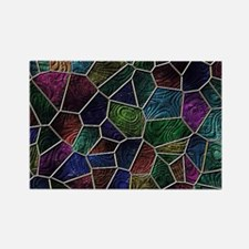Mosaic LORA multicolor Magnets
