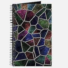 Mosaic LORA multicolor Journal