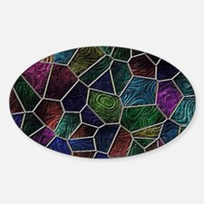 Mosaic LORA multicolor Decal
