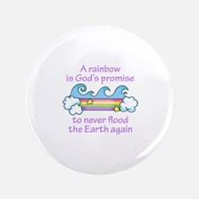 """GODS PROMISE 3.5"""" Button (100 pack)"""