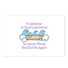 GODS PROMISE Postcards (Package of 8)
