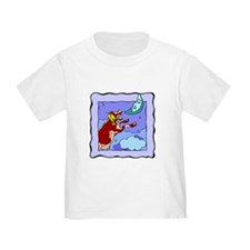 Cow Jumping Over Moon T-Shirt