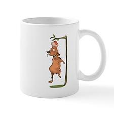 Cow And Apple Tree Mugs