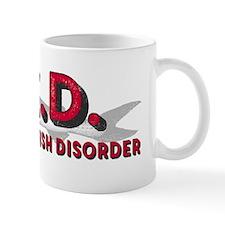 Obsessive Catfish Disorder (OCD) Mug