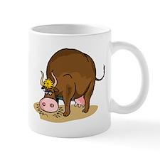Cow Grazing Mugs