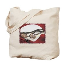 swim pic Tote Bag