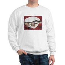 swim pic Sweatshirt