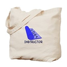 Yoga Instructor Tote Bag