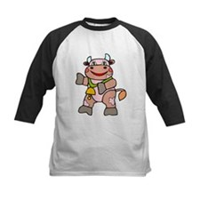 Happy Bull Baseball Jersey